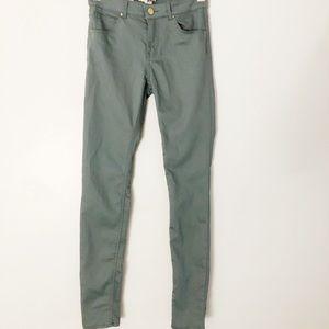 H&M Light Blue Skinny Stretch Pant